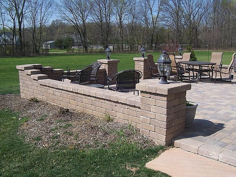 Paver Patios Patio Design Newark Columbus Ohio Oh