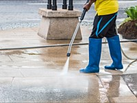 Commercial Powerwashing